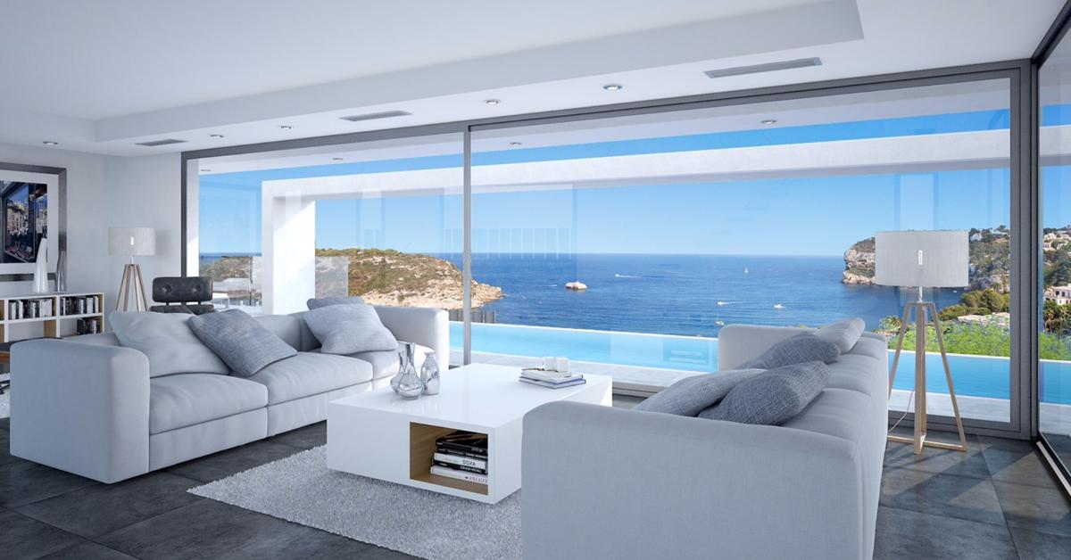 Ζητούνται κατοικίες με θέα θάλασσα
