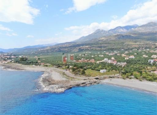 Agios Nikolaos,  Lefktro-Kardamyli Terrain 1.277 m2