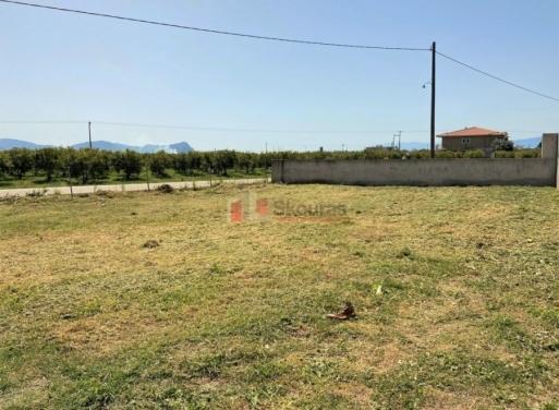 Δαλαμανάρα, Άργος Οικόπεδο 454 τ.μ.