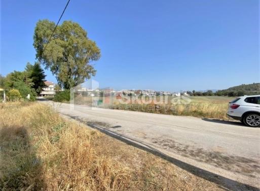 Nafplio Zentrum Grundstück 432 qm