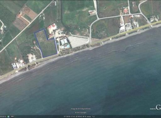 Nea Kios Landparzelle 11.000 qm