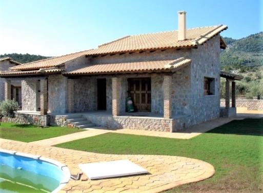 Nea Epidavros Einfamilienhaus 134 qm