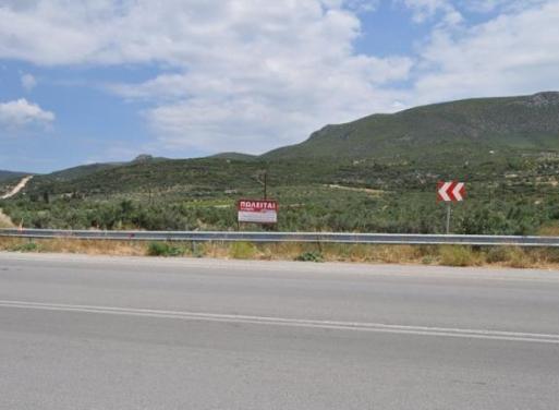 Fichti,  Mycènes Terrain Agricole 4.000 m2