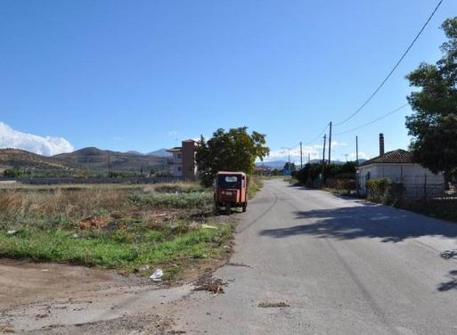 Tirintha Grundstück 1.500 qm