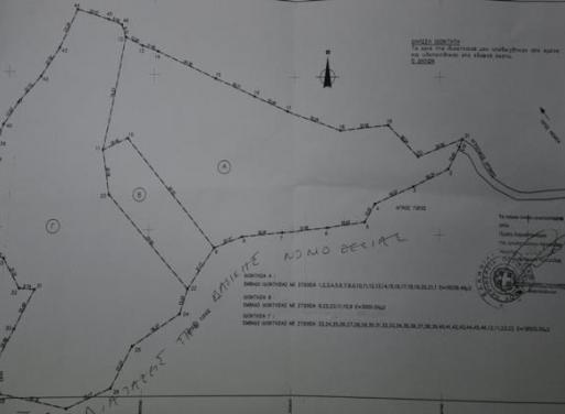 Μαλαντρένι, Κουτσοπόδι Αγροτεμάχιο 37500 τ.μ.