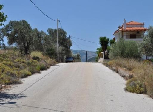Epano Epidavros Grundstück 420 qm