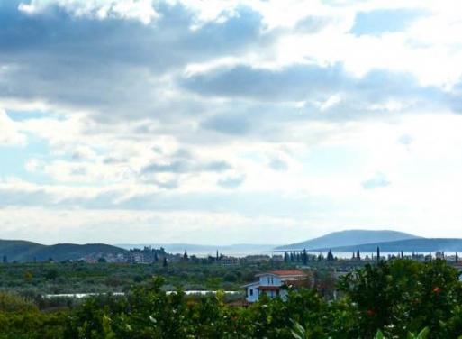 Λευκάκια, Ναύπλιο Αγροτεμάχιο 1116 τ.μ.