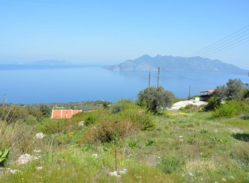 Driopi Grundstück 1.100 qm