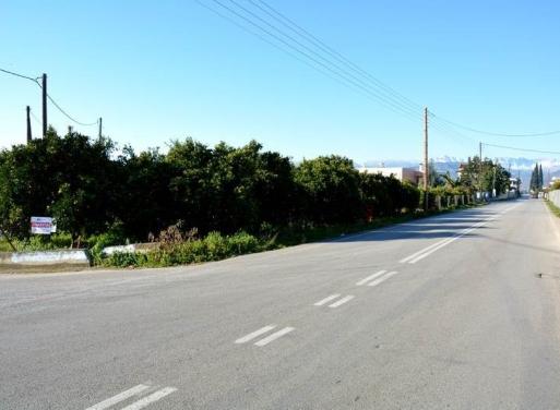 Πυργέλλα, Άργος Οικόπεδο 1000 τ.μ.