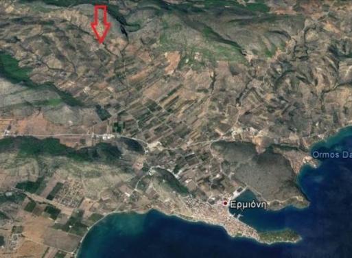 Ερμιόνη Αγροτεμάχιο 13824 τ.μ.