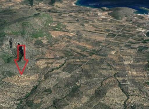 Ermioni Landparzelle 13.824 qm