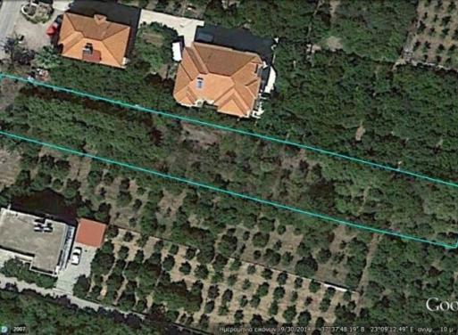 Archaia Epidavros Landparzelle 1.700 qm