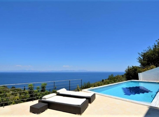 Pera Melana, Apollonas Detached house 208 m2