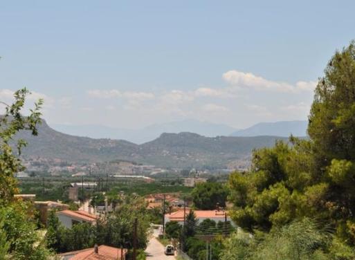 Agios Adrianos Grundstück 517 qm