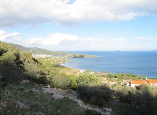 Archaia Epidavros Landparzelle 4.100 qm