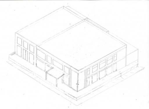 Dalamanara,  Argos Espace Professionnel 1.950 m2
