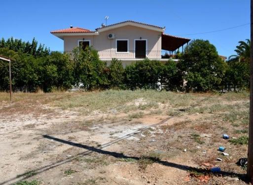 Lefkakia Grundstück 754 qm