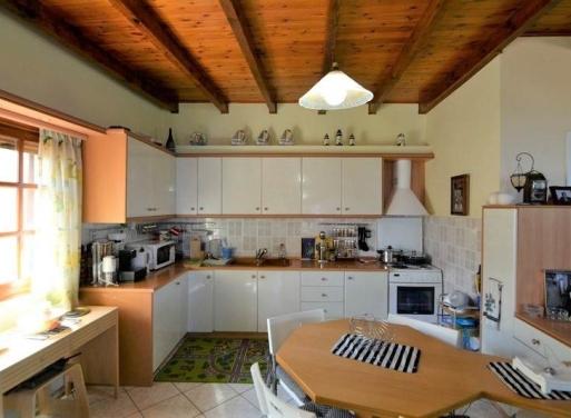 Μικρό Αμόνι, Σολύγεια Μονοκατοικία 120 τ.μ.