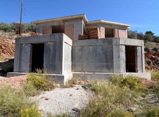 Epano Epidavros Einfamilienhaus 130 qm