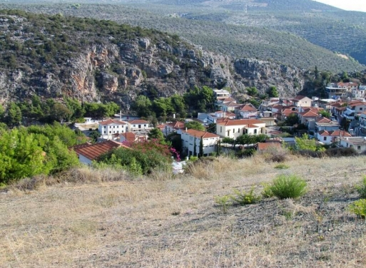 Nea Epidavros Landparzelle 7.000 qm