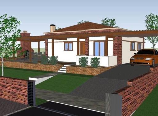 Epano Epidavros Einfamilienhaus 85 qm