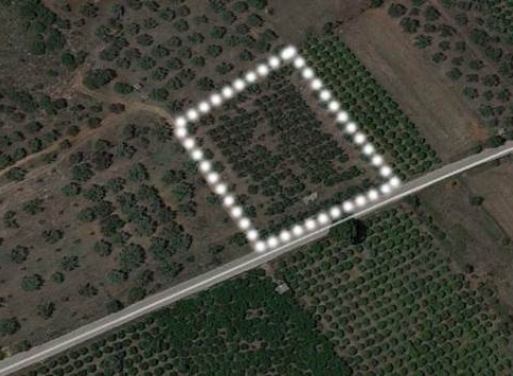 Agios Adrianos Landparzelle 4.400 qm