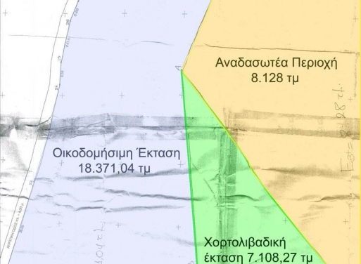 Lefkakia Земельный участок 18.370 кв.м