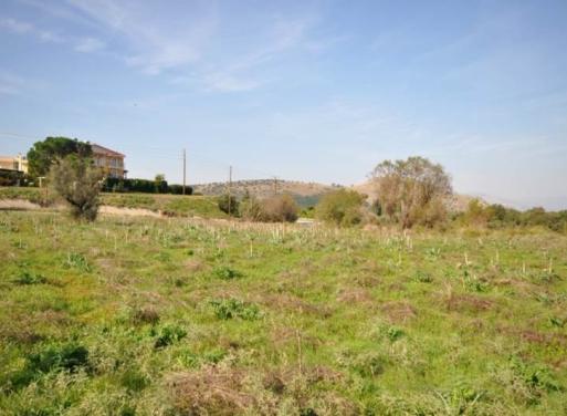 Agios Adrianos Земельный участок 4.500 кв.м