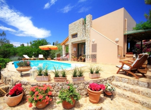 Agios Aimilianos Einfamilienhaus 240 qm