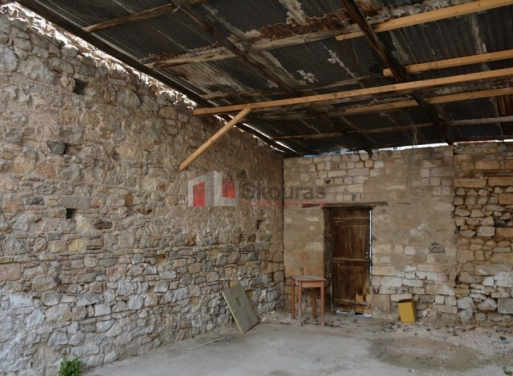 Nafplio Zentrum Grundstück 65 qm