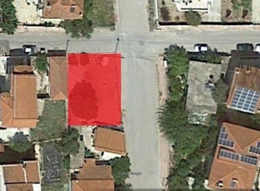 Nafplio Zentrum Grundstück 255 qm