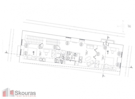 Nafplio Zentrum Hotel 220 qm
