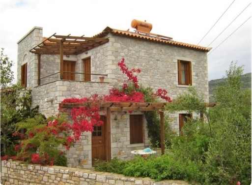 Stoupa, Lefktro-Kardamyli Detached house 120 m2