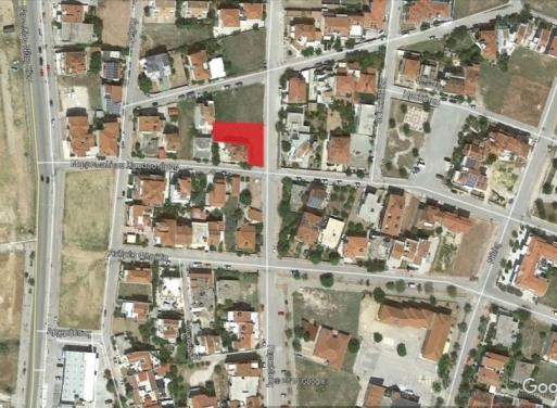 Nafplio Zentrum Grundstück 467 qm