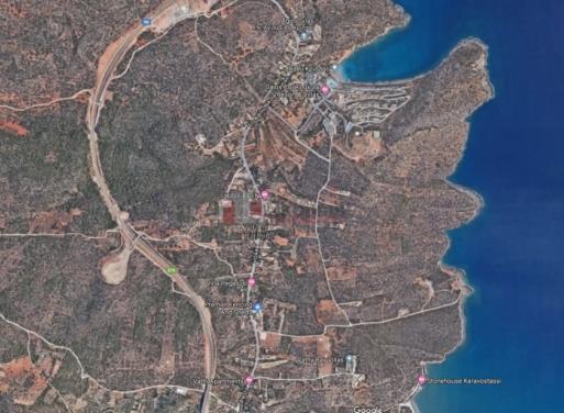 Άγιος Νικόλαος Αγροτεμάχιο 108000 τ.μ.