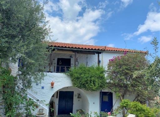 Apollonas Einfamilienhaus 125 qm