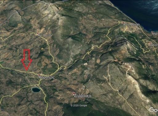 Karatzas Landparzelle 8.580 qm