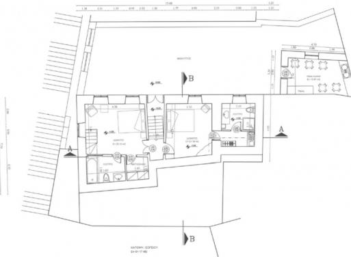 Nafplio Zentrum Hotel 354 qm